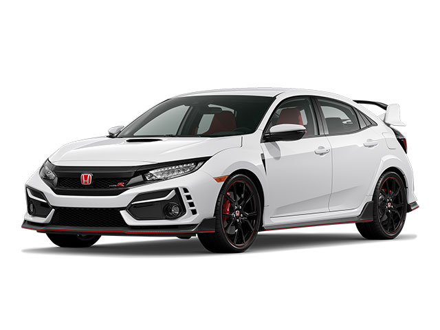 2021 Honda Civic Type R Hatchback