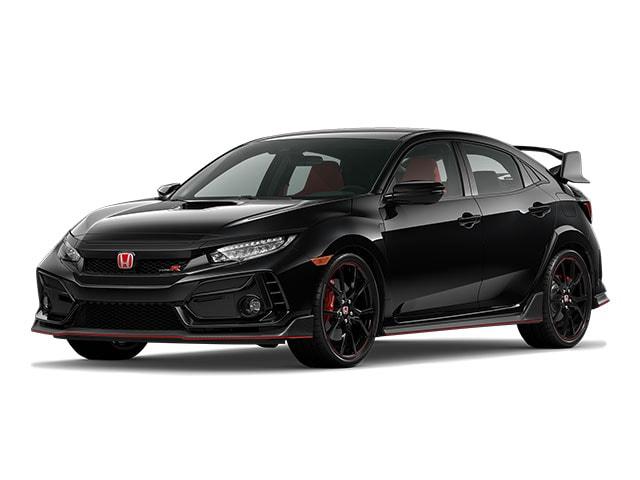 2021 Honda Civic Type R Hatchback Digital Showroom | Yuba ...