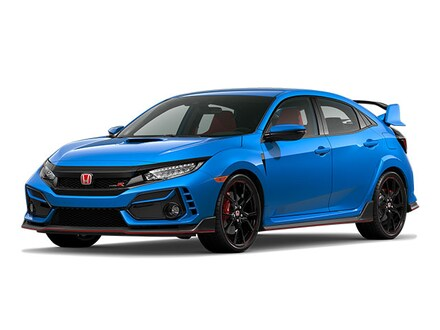 Featured New 2021 Honda Civic Type R Touring Hatchback for sale in Port Huron, MI