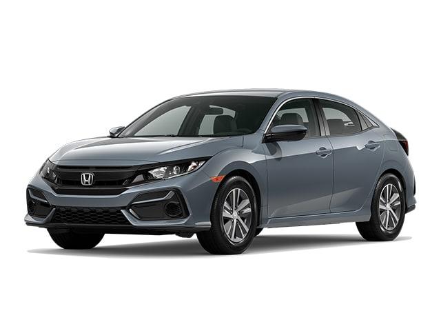 2021 Honda Civic Hatchback Digital Showroom | Mills Honda ...
