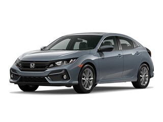 New 2021 Honda Civic EX Hatchback in Pensacola