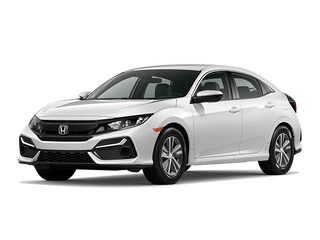 New 2021 Honda Civic LX Hatchback for sale near Salt Lake City