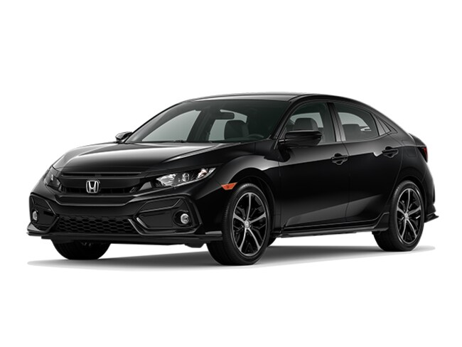 New 2021 Honda Civic Sport Hatchback in Smithtown