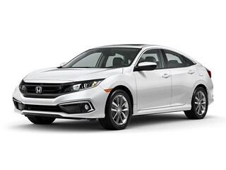 New 2021 Honda Civic EX-L Sedan in Pensacola