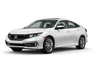 New 2021 Honda Civic EX Sedan in Pensacola