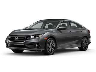 New 2021 Honda Civic Sport Sedan Great Falls, MT