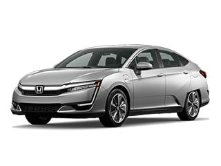 2021 Honda Clarity Plug-In Hybrid Sedan Solar Silver Metallic