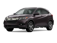 2021 Honda HR-V EX-L AWD SUV continuously variable automatic