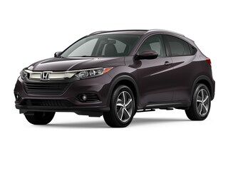 New 2021 Honda HR-V EX-L AWD SUV For Sale in Great Falls, MT