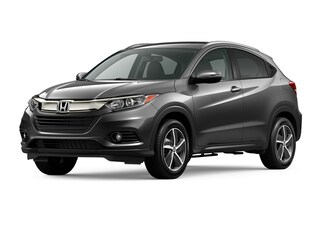 New Honda Models for sale 2021 Honda HR-V EX-L AWD SUV H140028 for sale in Santa Fe, NM