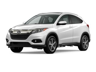 New 2021 Honda HR-V EX-L AWD SUV 269093 in Springfield, PA