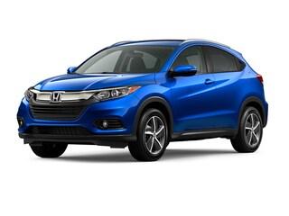 New 2021 Honda HR-V EX 2WD SUV in San Jose