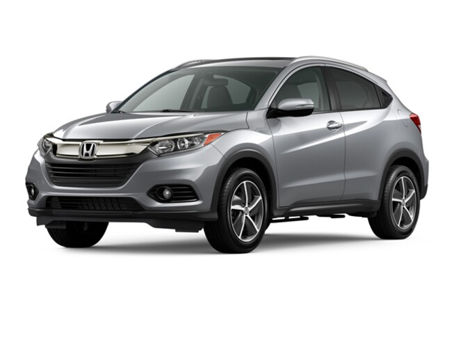 New 2021 Honda HR-V EX SUV in Smithtown