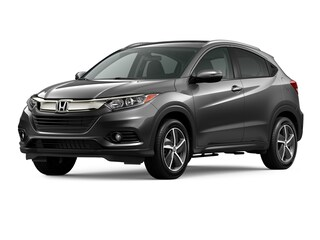New 2021 Honda HR-V EX AWD SUV Salem, OR