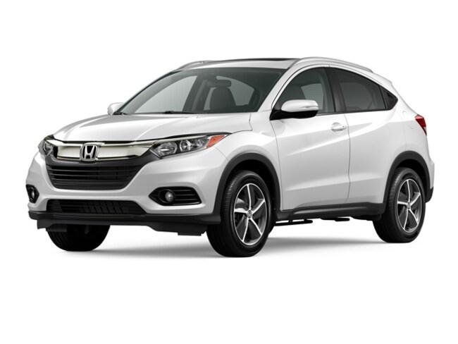 New 2021 Honda HR-V EX SUV in Smithtown