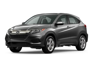 New 2021 Honda HR-V LX AWD SUV for sale near you in Boston, MA