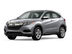 New 2021 Honda HR-V LX 2WD Sport Utility for sale near Honolulu