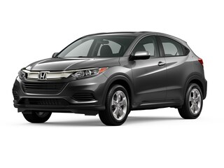 New 2021 Honda HR-V LX 2WD SUV for sale in New Bern NC