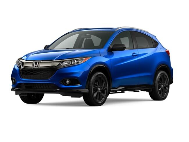 New 2021 Honda HR-V Sport SUV in Smithtown