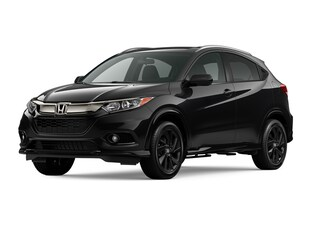New 2021 Honda HR-V Sport AWD SUV Medford, OR