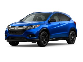 New 2021 Honda HR-V Sport 2WD SUV for sale in Chattanooga, TN