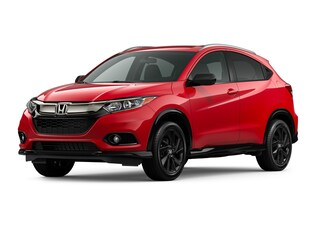 New 2021 Honda HR-V Sport 2WD SUV in Pensacola