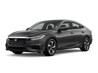 2021 Honda Insight Sedan