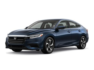 New 2021 Honda Insight EX Sedan for sale in Stockton, CA at Stockton Honda