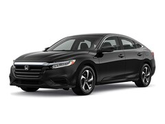 New 2021 Honda Insight EX Sedan 7697E for Sale in Smithtown at Nardy Honda Smithtown