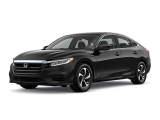 New 2021 Honda Insight EX Sedan for sale near you in Boston, MA