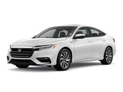 New 2021 Honda Insight Touring Sedan 21298T for Sale in Springfield, IL, at Honda of Illinois