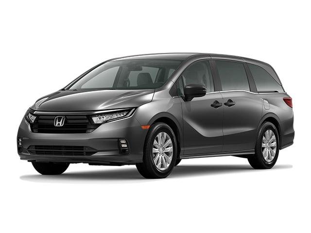2021 Honda Odyssey Van Digital Showroom | Coggin Honda of Ft. Pierce