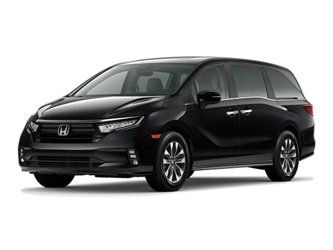 New 2021 Honda Odyssey EX-L Van in Smithtown