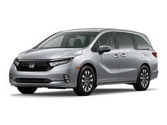 New 2021 Honda Odyssey EX-L Van for Sale in Westport, CT, at Honda of Westport