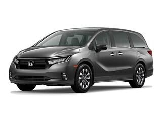 2021 Honda Odyssey EX-L Van For Sale in West Caldwell