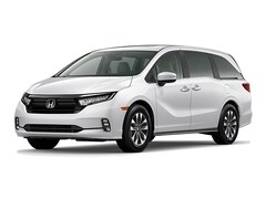 New 2021 Honda Odyssey EX-L Van For Sale in Yorkville, NY