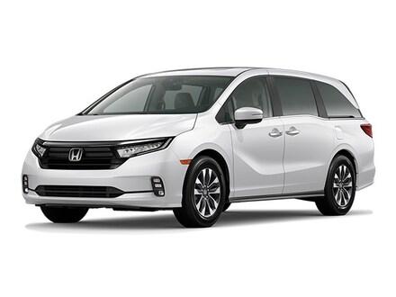 New Toyota Special 2021 Honda Odyssey EX-L Van available in Sandy, UT