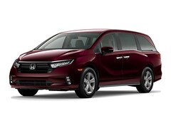 New 2021 Honda Odyssey EX Van 7987E for Sale near Commack, NY, at Nardy Honda Smithtown