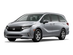 New 2021 Honda Odyssey EX Van 5FNRL6H59MB023950 in Nampa at Tom Scott Honda