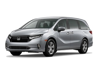 New 2021 Honda Odyssey EX Van for sale near you in Bloomfield Hills, MI