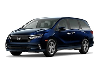New 2021 Honda Odyssey EX Van 8872E for Sale in Smithtown, NY, at Nardy Honda Smithtown