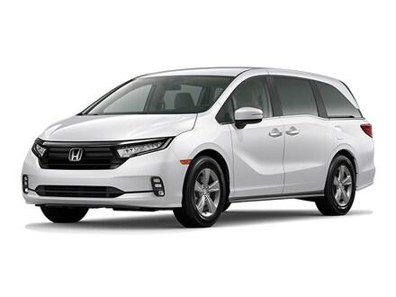 2021 Honda Odyssey EX Minivan