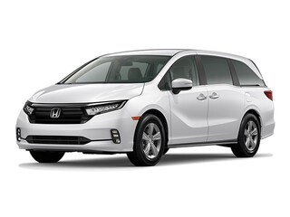 New 2021 Honda Odyssey EX Van for sale in Stockton, CA at Stockton Honda