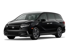 New 2021 Honda Odyssey Elite Van 5FNRL6H93MB005933 for Sale in Lancaster, CA
