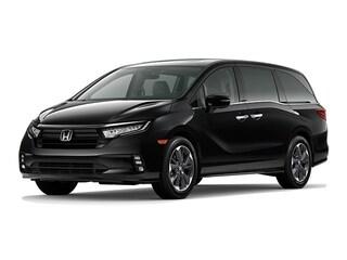 2021 Honda Odyssey Elite Van