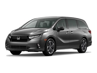 New 2021 Honda Odyssey Elite Van in San Jose