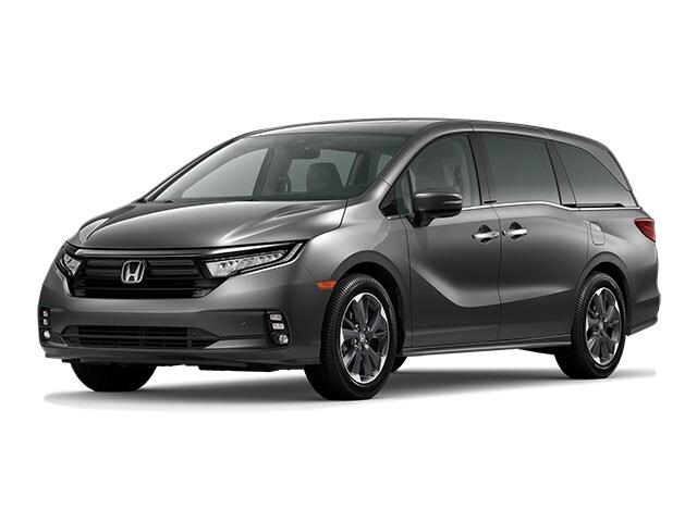 New 2021 Honda Odyssey Elite Van for sale in Las Vegas