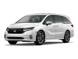 New 2021 Honda Odyssey Elite Van for sale near San Antonio, TX