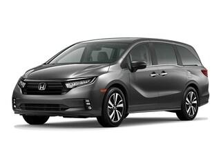 New 2021 Honda Odyssey Touring Van in Pensacola