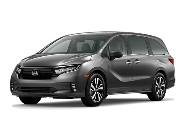 New 2021 Honda Odyssey Touring Van in Smithtown